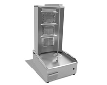 Gas type Kebab grill machine